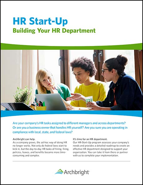 Click to download the HR Start-Up brochure.