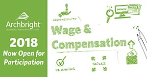 Wage & Compensation Survey is Open