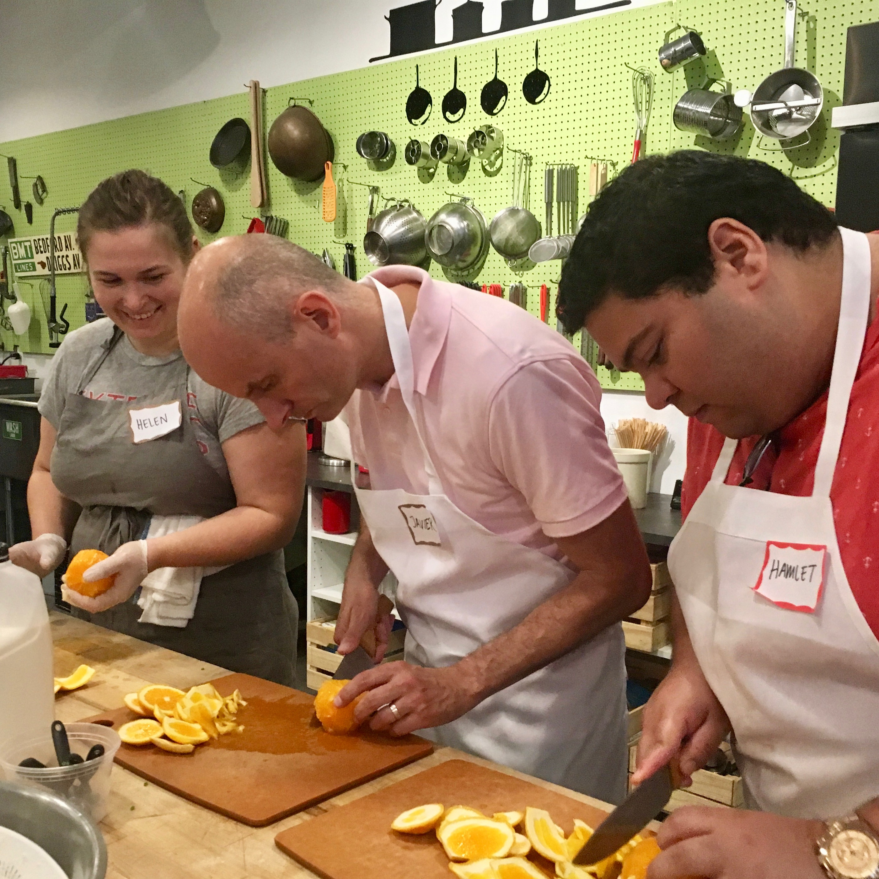 cooking dating classes