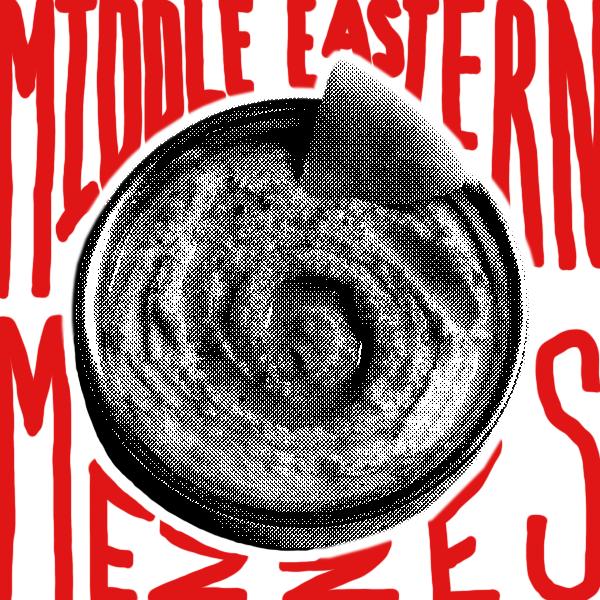 Middle Eastern Mezzes