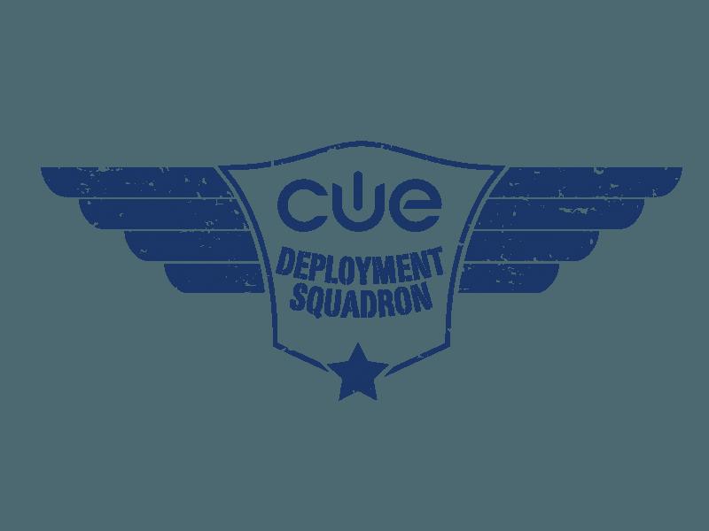 CUE Deployment Squadron