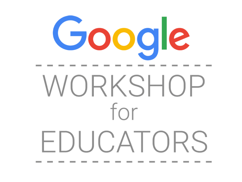 Google Workshop for Educators