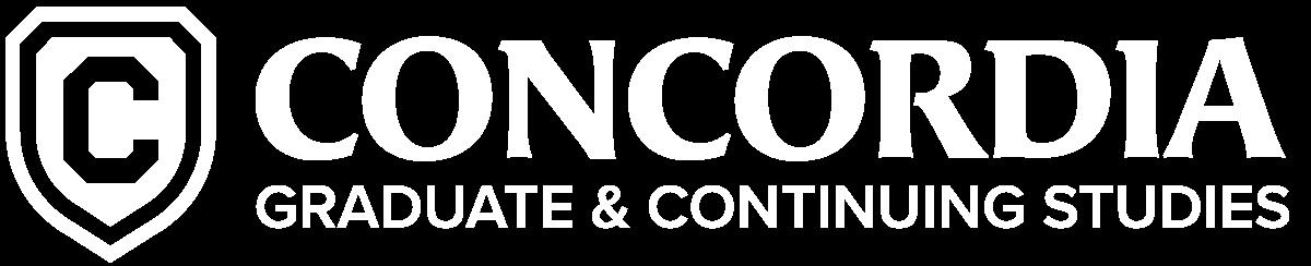Concordia Continuing Studies