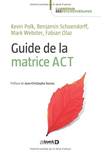 couverture guide matrice