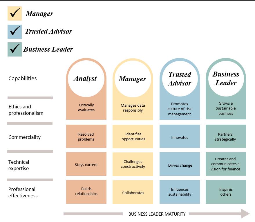 Capability Framework 2+3+4