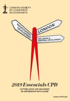 Essentials CPD, London catalogue