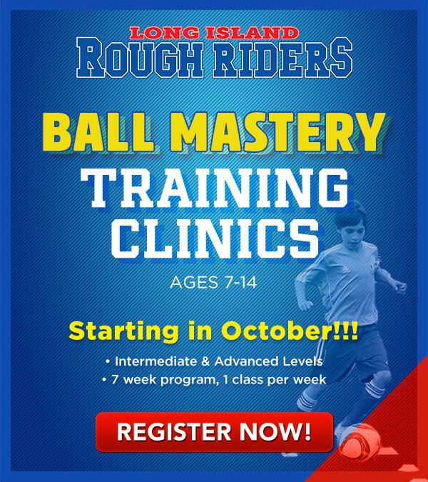 Ball Mastery Fall Training Clinics