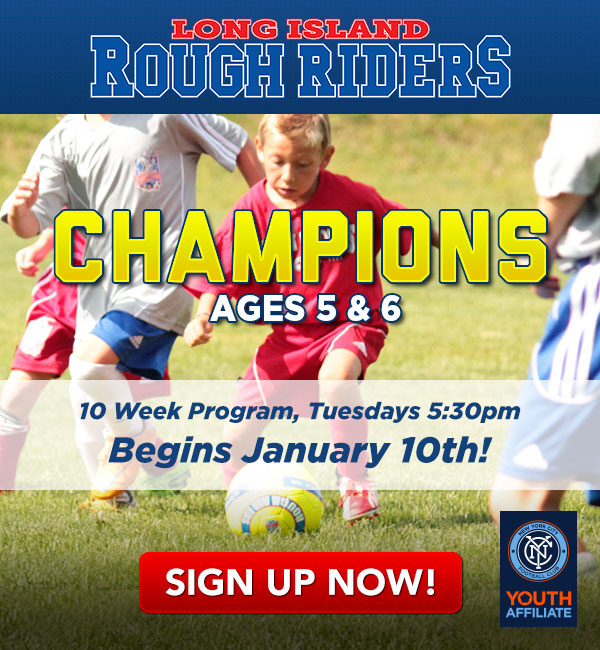 Rough Riders Champions