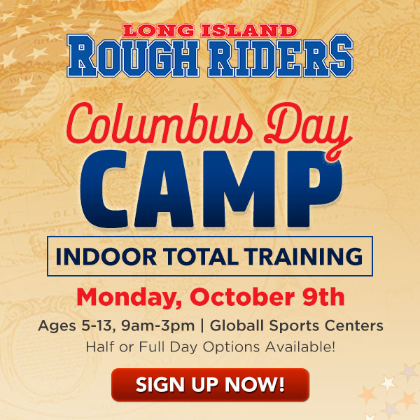 Columbus Day Camp Registration