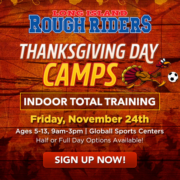Thanksgiving Day Camp Registration