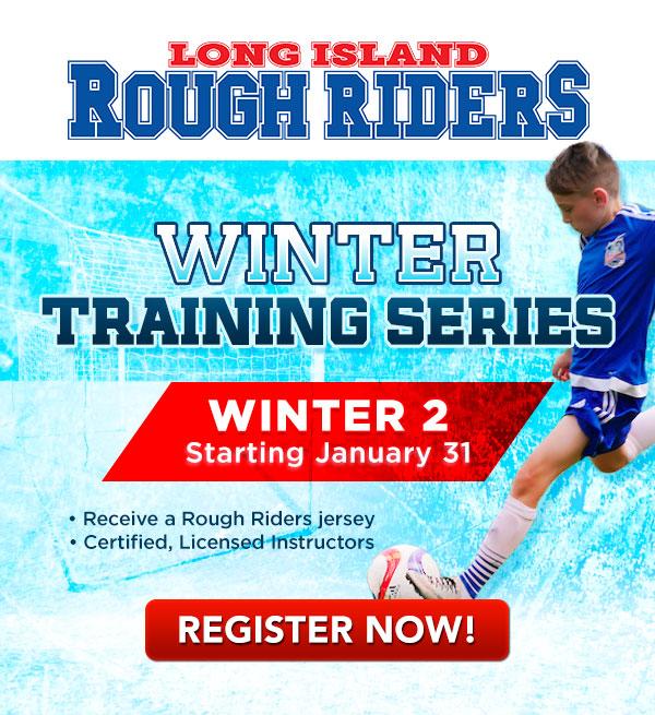 Winter Training Series Soccer Clinics