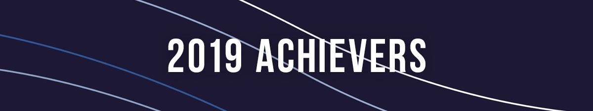 2019 Achievers