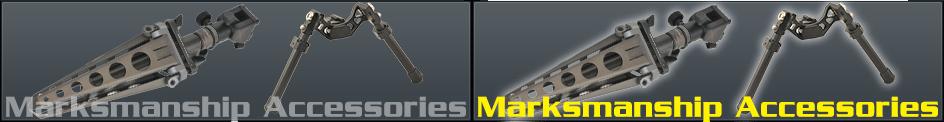 Marksmanship Accessories