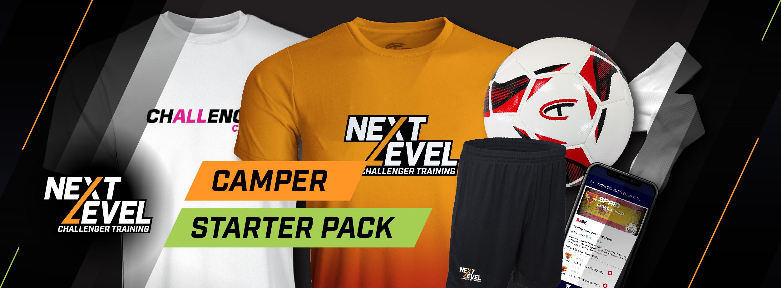Camper Starter Pack