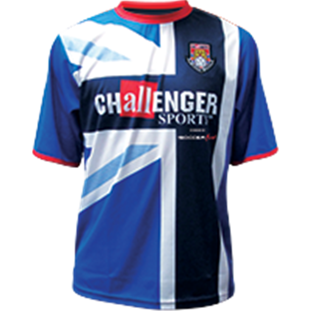 6e09a4690 Union Jack British Soccer Jersey