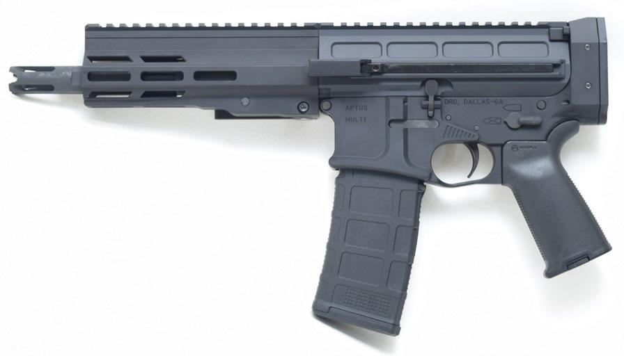 aptus pistol blk no brace