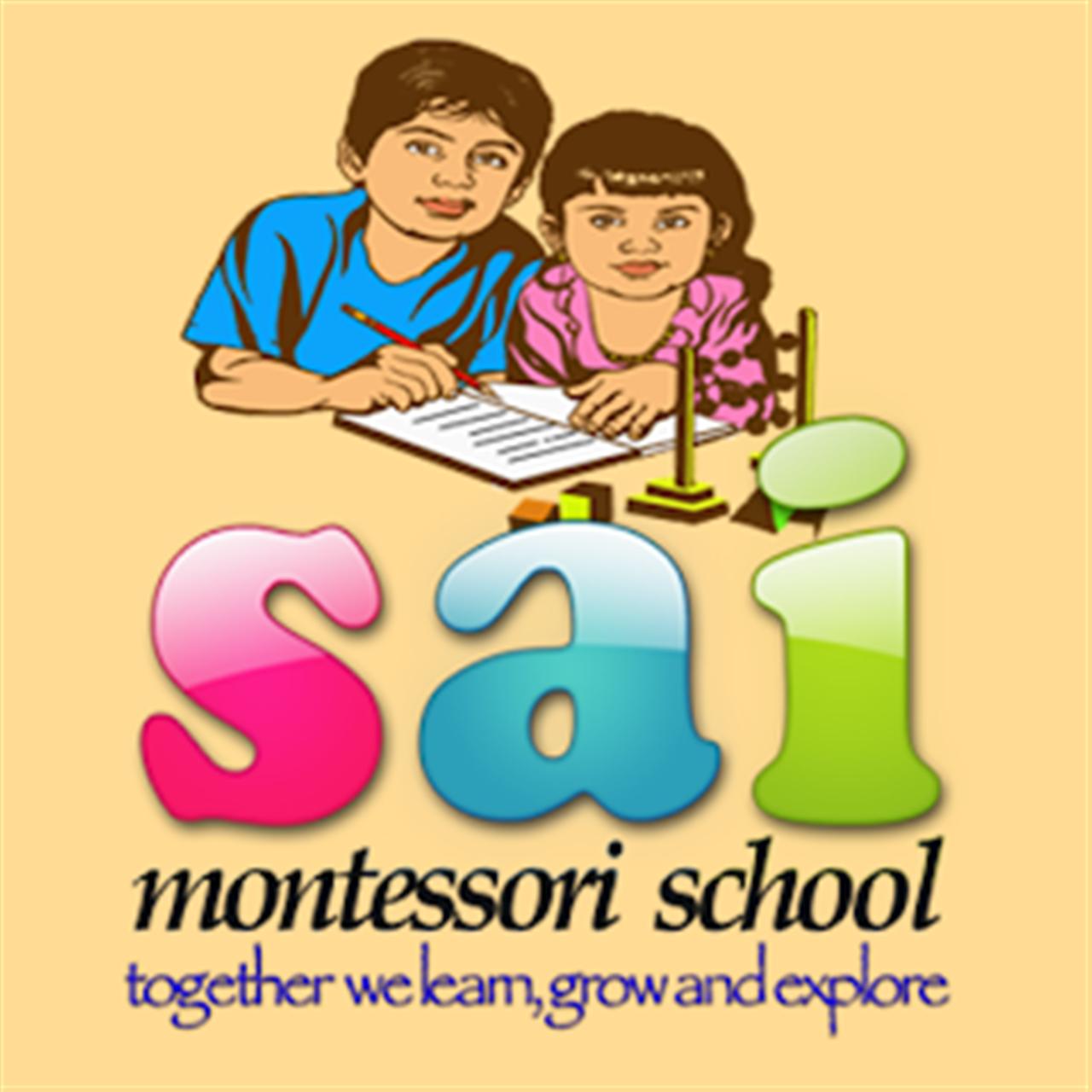 Sai Montessori All Play For Children Of