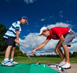 TGA Premier Junior Golf Camp