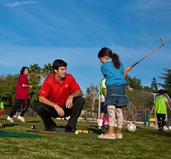 TGA Golf Enrichment Program