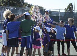 TGA Youth Tennis Camp