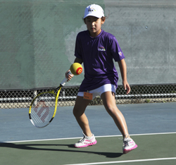 TGA Tennis Play Day