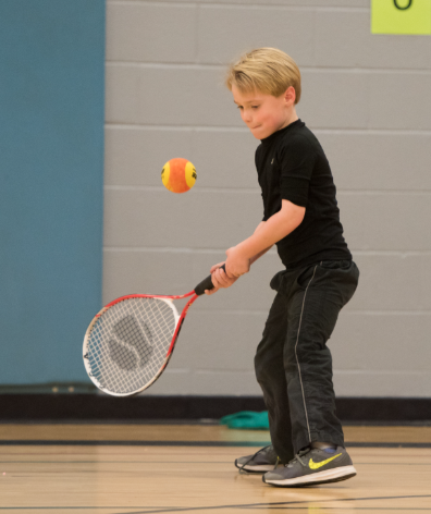TGA Tennis Enrichment Program