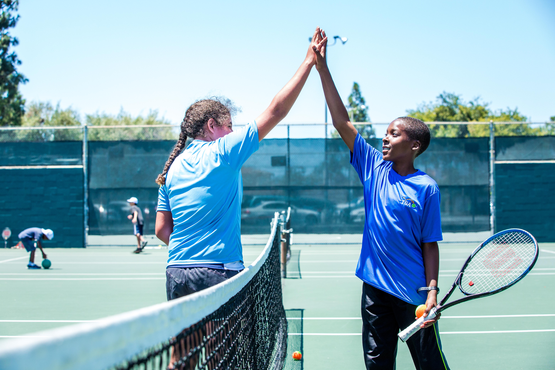TGA Tennis Enrichment Program