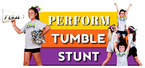 Learn to Perform, Tumble, and Stunt!