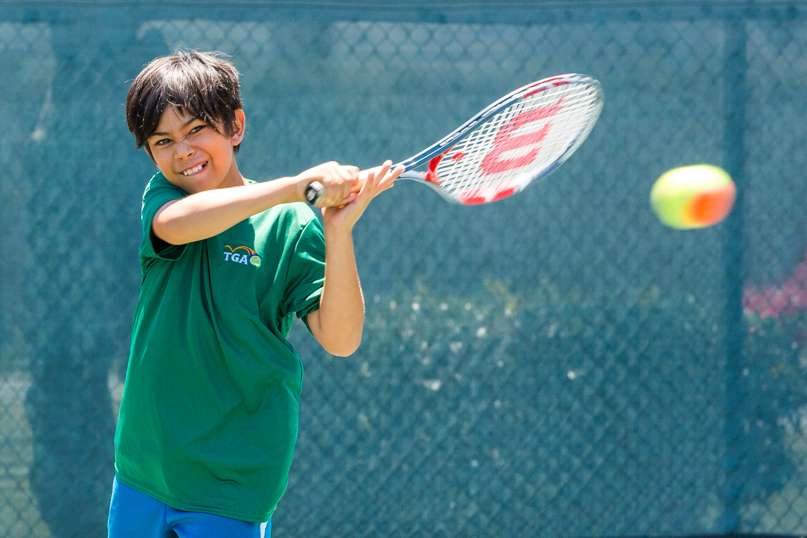 TGA Tennis Middle School Club