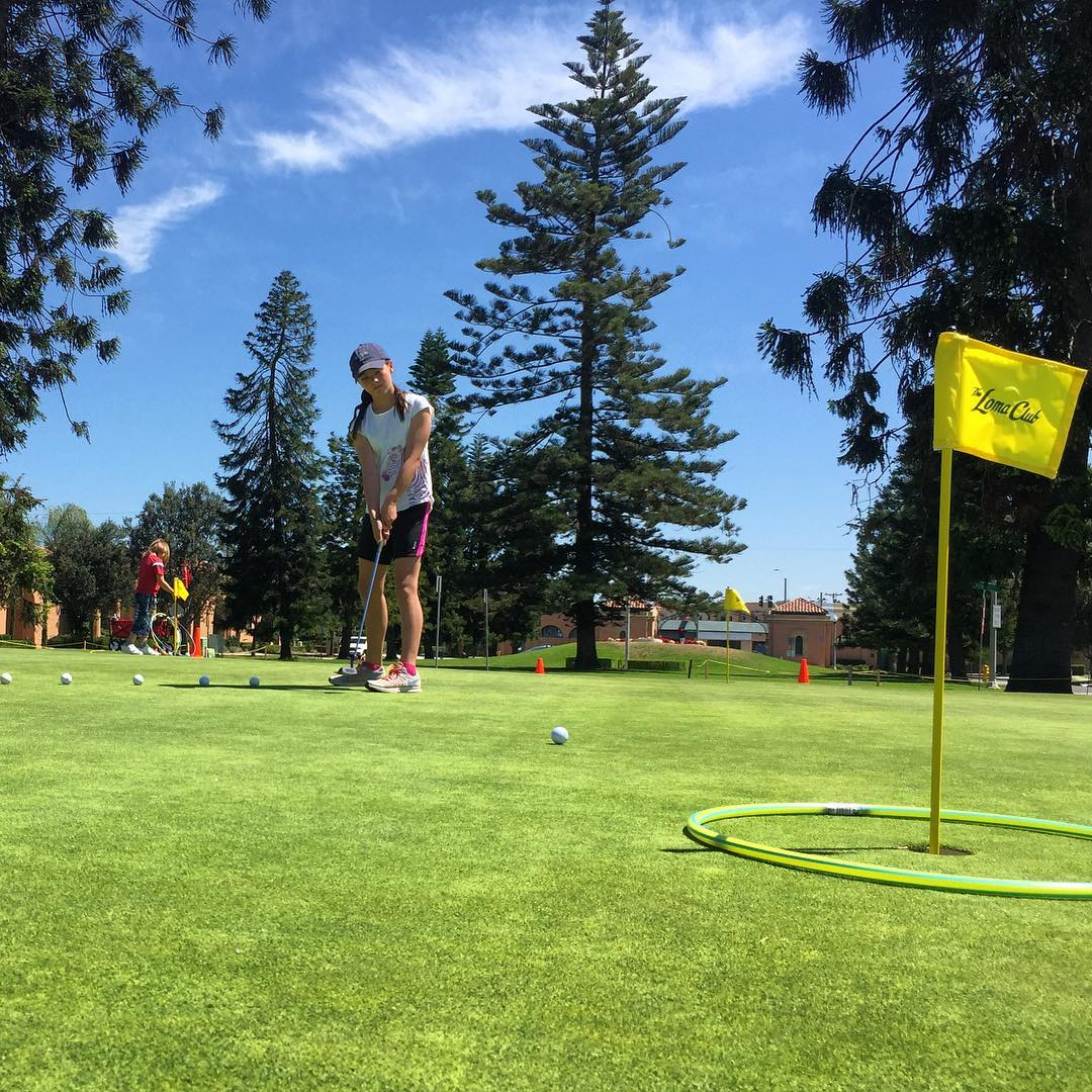 TGA Golf Enrichment Program