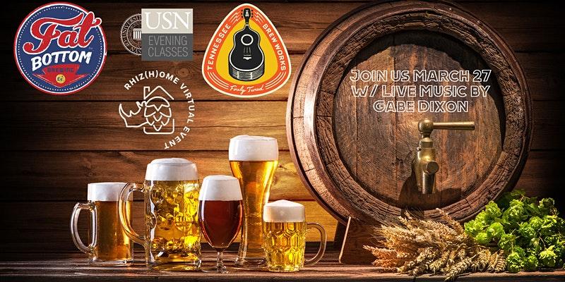 Virtual Beer Garden Event